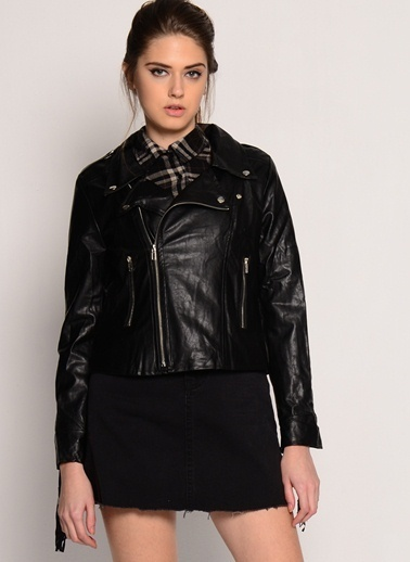 Goldie Ceket Siyah